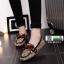 รองเท้าโลฟเฟอร์นำเข้า สไตล์ GUCCI 0586-BROWN [สีน้ำตาล]