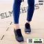 รองเท้าผ้าใบ ทรงสปอร์ต SM9026-BLK [สีดำ] thumbnail 2