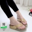 รองเท้าโซฟา พื้นสุขภาพ ชนชอป 319-ทอง [สีทอง] thumbnail 1