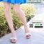 รองเท้าส้นสูง เปิดส้น ส้นตัน SM9031-GLD [สีทอง] thumbnail 3