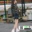 รองเท้าผ้าใบเกาหลี ซิปข้าง ใช้งานได้จริงทั้ง 2 ฝั่ง 11059-ขาว [สีขาว] thumbnail 3