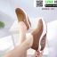 รองเท้าผ้าใบ งานใหม่ล่าสุด feragamo 9392-41-BWN [สีน้ำตาล] thumbnail 2
