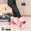 รองเท้าสุขภาพเพื่อ แบบสวมโป้ง L1964-RED [สีแดง] thumbnail 4