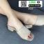 รองเท้าลำลองส้นเหลี่ยม 523-CRE [สีครีม] thumbnail 2