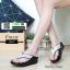 รองเท้าแตะเพื่อสุขภาพ ฟิทฟลอปหนีบ F1013-BLK-NEW [สีดำ] thumbnail 2