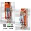 รองเท้าสวมส้นเข็ม G-1048-APR [สีแอปริคอท] thumbnail 2