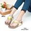 รองเท้าเพื่อสุขภาพ ฟิทฟลอปหนีบ F1131-GLD [สีทอง] thumbnail 2