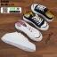 รองเท้าผ้าใบสวมเปิดท้าย ST5520-BLK [สีดำ] thumbnail 4