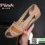 รองเท้าคัชชู สไตล์สุขภาพ 18-1373-PNK [สีชมพู] thumbnail 2