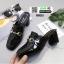 รองเท้าส้นสูงนำเข้าคุณภาพ 0084-ดำ [สีดำ] thumbnail 4