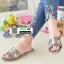 รองเท้าแตะหน้า H J332-GREY [สีเทา] thumbnail 2