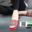 รองเท้าแตะ สไตล์ Givenchy SS02-RED [สีแดง] thumbnail 4