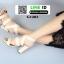 รองเท้าส้นสูงรัดข้อ ไขว้หน้า G1283-CRE [สีครีม] thumbnail 5