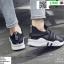 รองเท้าผ้าใบแบบสวม L09-BLK [สีดำ] thumbnail 3