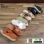 รองเท้าเตารีดแบบสวม วัสดุหนังpu V103-BLK [สีดำ] thumbnail 3