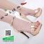 รองเท้าส้นสูง สไตล์MAXXI 17-2315-GOLD [สีทอง] thumbnail 2