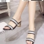 รองเท้าแตะสวม ST195-BLK [สีดำ] thumbnail 2