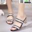 รองเท้าแตะสวม ST195-BLK [สีดำ] thumbnail 1