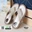 รองเท้าแตะลำลองแบบคีบ วัสดุหนัง PU PU6118-GLD [สีทอง] thumbnail 2
