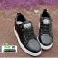 รองเท้าผ้าใบสปอร์ท หนัง pu SG-136-BLK [สีดำ] thumbnail 2