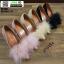 รองเท้าคัชชูส้นแจกัน ST1189-BLK [สีดำ] thumbnail 3