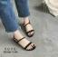 รองเท้าแตะสวม รัดหลัง G-1151-BLK [สีดำ] thumbnail 3
