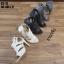 รองเท้าส้นสูงหุ้มส้น C3-13-CRM [สีครีม] thumbnail 3
