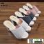 รองเท้านำเข้า100% ส้นแท่งแบบสวม ST335-WHI [สีขาว] thumbnail 5