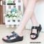 รองเท้าเพื่อสุขภาพ ฟิทฟลอป สายคาดคู่ L2807-BLK [สีดำ] thumbnail 5