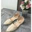ลดล้างสต๊อก รองเท้าส้นแบน NF84-55-CRE [สีครีม]