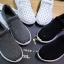 รองเท้าลำลองเพื่อสุขภาพ 7318-White 7318 [สีขาว] thumbnail 4