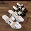 รองเท้าส้นสูง งานนำเข้า 100% ST003-WHI [สีขาว] thumbnail 4