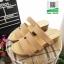 รองเท้าส้นเตารีด สไตล์เพื่อสุขภาพ 961-59-CRE [สีครีม] thumbnail 2
