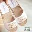 รองเท้าแตะ Chanel แต่งมุก G-1371-WHI [สีขาว] thumbnail 3