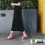 รองเท้าส้นสูงรัดส้น งานเกาหลี หนังPU G-1422-RED [สีแดง] thumbnail 1