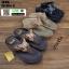 รองเท้าแตะรองเท้าสุขภาพแบบหูคีบ TA106-GLD [สีทอง] thumbnail 3
