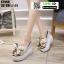 รองเท้าแบบสวมทรงเตารีด ST950-CRM [สีครีม] thumbnail 1