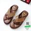 รองเท้าโซฟา พื้นสุขภาพ ชนชอป 319-น้ำตาล [สีน้ำตาล ] thumbnail 2