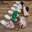 รองเท้าแบบสวมส้นเตารีด ST02-BLK [สีดำ] thumbnail 4