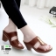 รองเท้าสุขภาพ พื้นนุ่ม 10180-ม่วง [สีม่วง] thumbnail 1