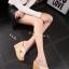 รองเท้าส้นเตารีด สไตล์เกาหลี 17-2288-CRM [สีครีม] thumbnail 3