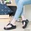 รองเท้าสุขภาพพื้นนิ่มใส่สบาย PF2064-BLK [สีดำ] thumbnail 2