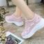 รองเท้าผ้าใบแฟชั่น 512-PNK [สีชมพู] thumbnail 6