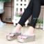 รองเท้าแตะแบบหนีบ ส้นโฟม JK8011-GRY [สีเทา] thumbnail 1
