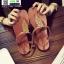 รองเท้าแตะ หูหนีบ ipomoea G-1280-BWN [สีน้ำตาล] thumbnail 1