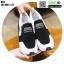 รองเท้าผ้าใบเสริมส้น งานนำเข้า100% ST3-WHI [สีขาว] thumbnail 4