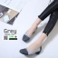 รองเท้าคัชชูส้นสูง วัสดุหนังPU 0290-A3-GRY [สีเทา] thumbnail 1