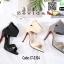 รองเท้าส้นสูงหุ้มส้นรัดข้อ 17-2324-CRM [สีครีม] thumbnail 4