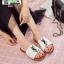 รองเท้าแตะผู้หญิง สไตล์YSL sandals 602-WHI [สีขาว] thumbnail 5