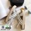 รองเท้าแตะงานเกาหลี งานดีมาก แตะปอ G-1345-WHI [สีขาว] thumbnail 5